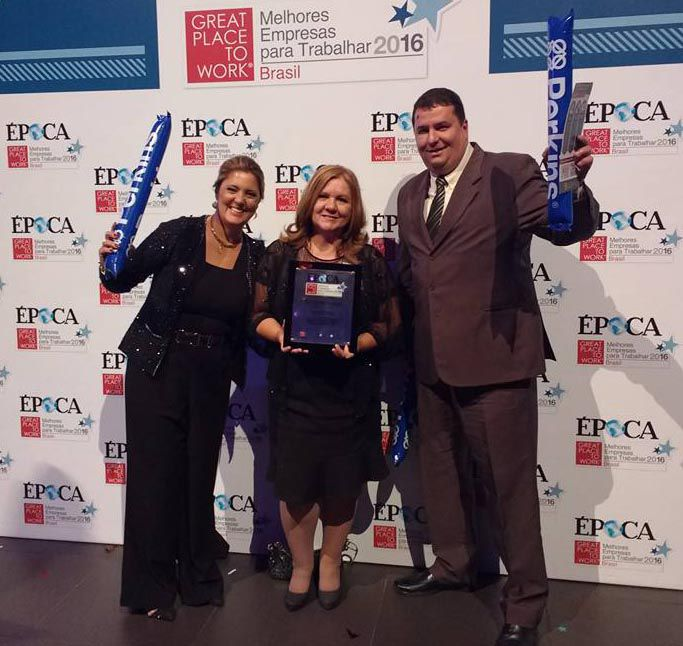 Perkins Motores do Brasil Ltda named as one of the Top 10 employers in Brazil