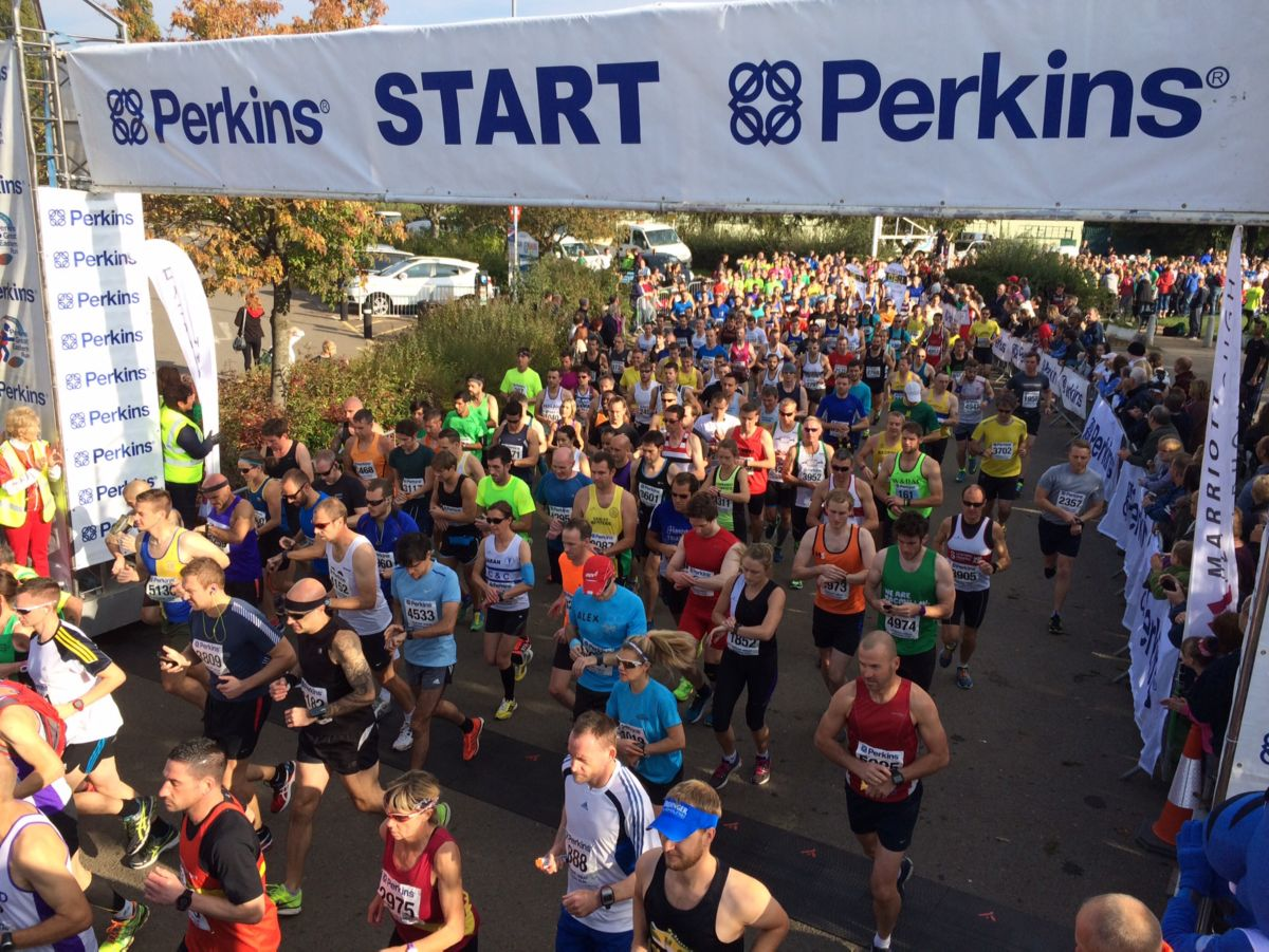 Just over 50 days to go to the Perkins Great Eastern Run 2016