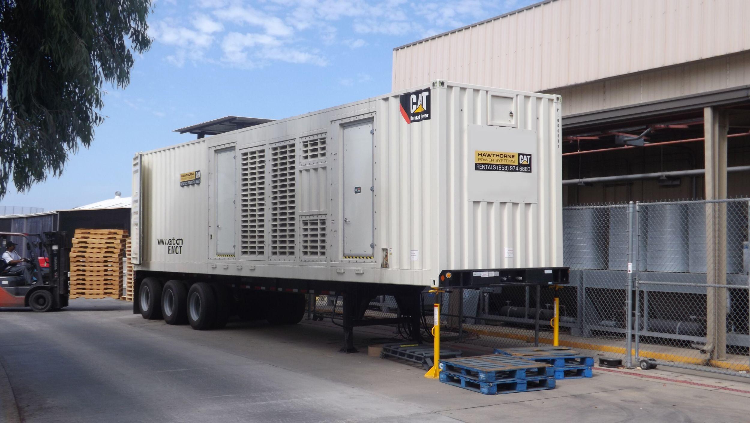 XQ1000 Generator Set