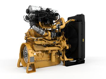 C15 ACERT™ - Industrial Diesel Power Units - Highly Regulated