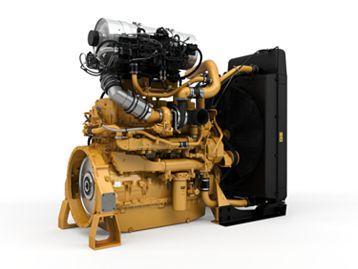 C15 - Industrial Diesel Power Units - Highly Regulated