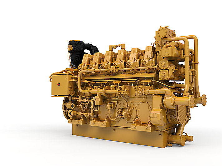 G3606 A4 Gas Engine