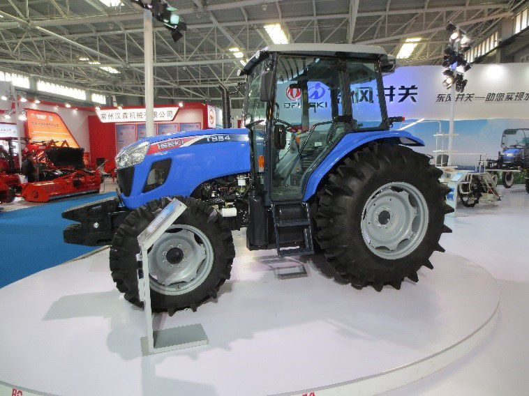 Perkins and Dongfeng Iseki work together to deliver reliable and powerful machines to China's agricultural market