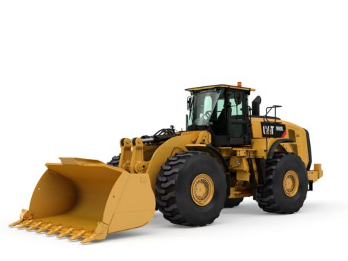 980L (2017) - Medium Wheel Loaders
