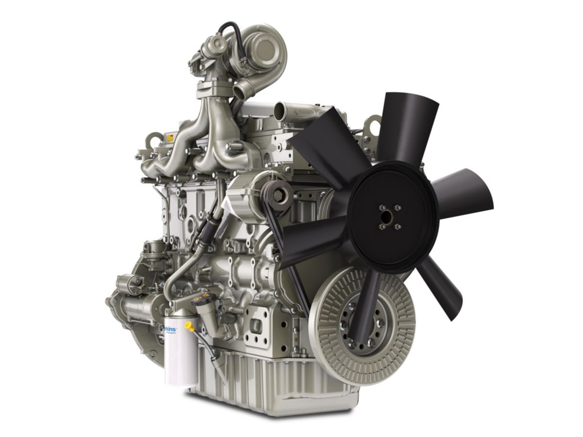XGMA selects Perkins' mechanical engine for its new 22 tonne excavator