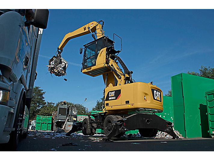 Manipuladora de Materiales de Ruedas MH3022