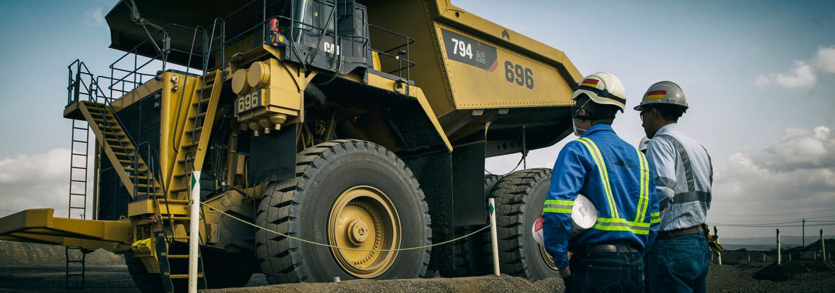 MINE SITE SAFETY: SIMPLE TOOLS & COMPLEX SYSTEMS COMBINE TO PROTECT WORKERS