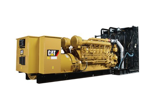 3516C (50 Hz) - Diesel Generator Sets