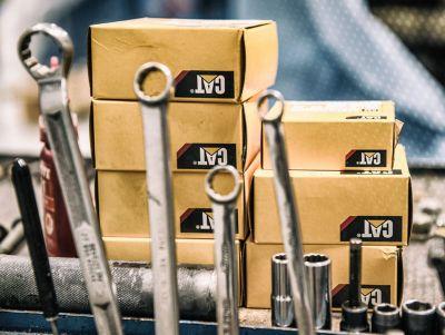 Asphalt paving parts kits