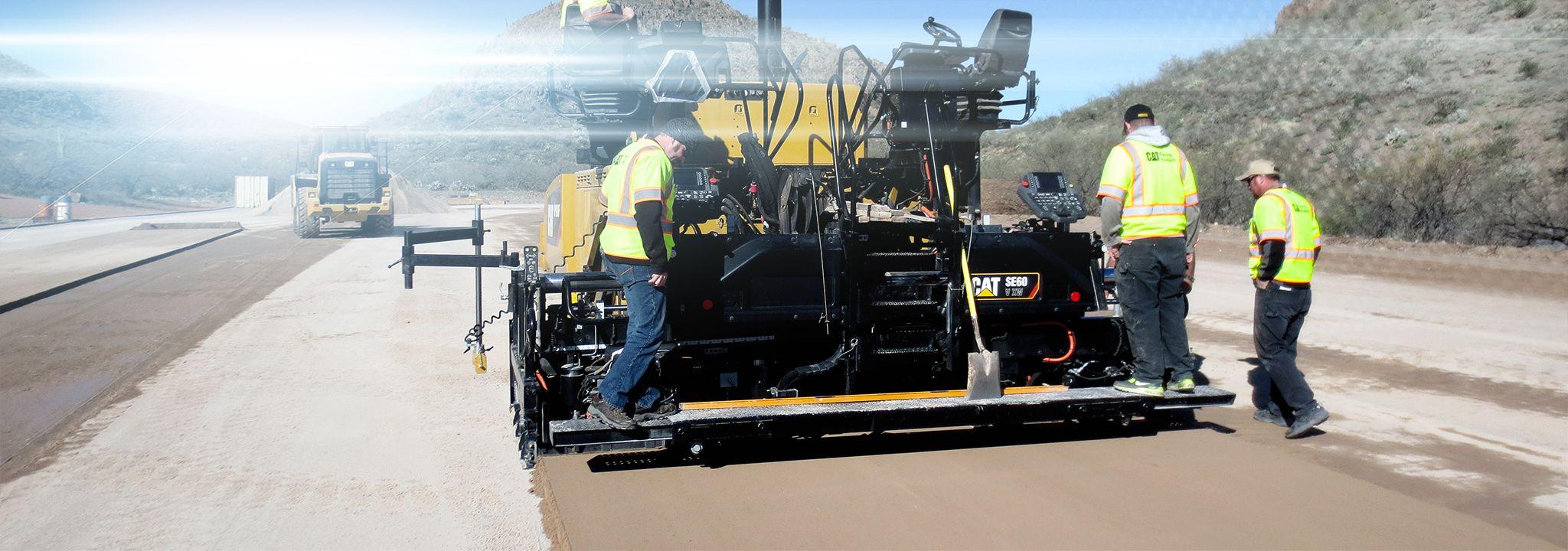 asphalt paving training
