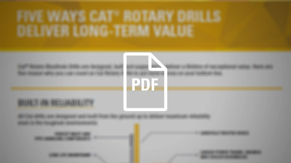 Five Ways Rotary Drills Deliver Long-Term Value