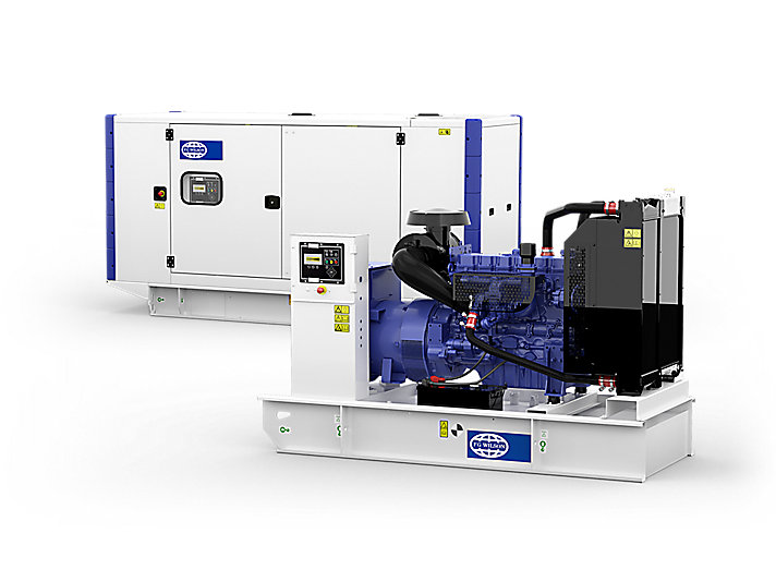Small Generator Range <220 kVA