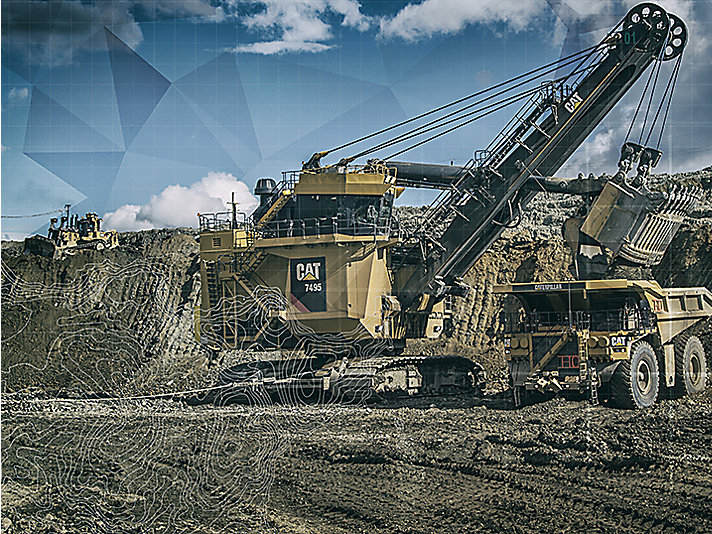 Cat® products help mining customers provide the minerals that go into household items we use every day.
