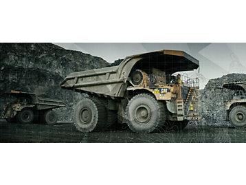 Cat Mining Trucks Webinar