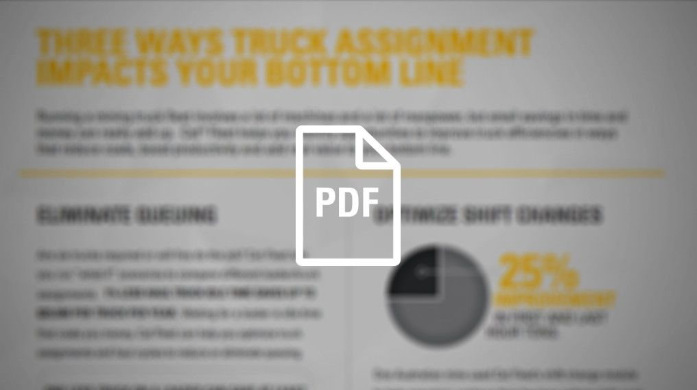 3 Ways Truck Assignment Impacts Your Bottom Line