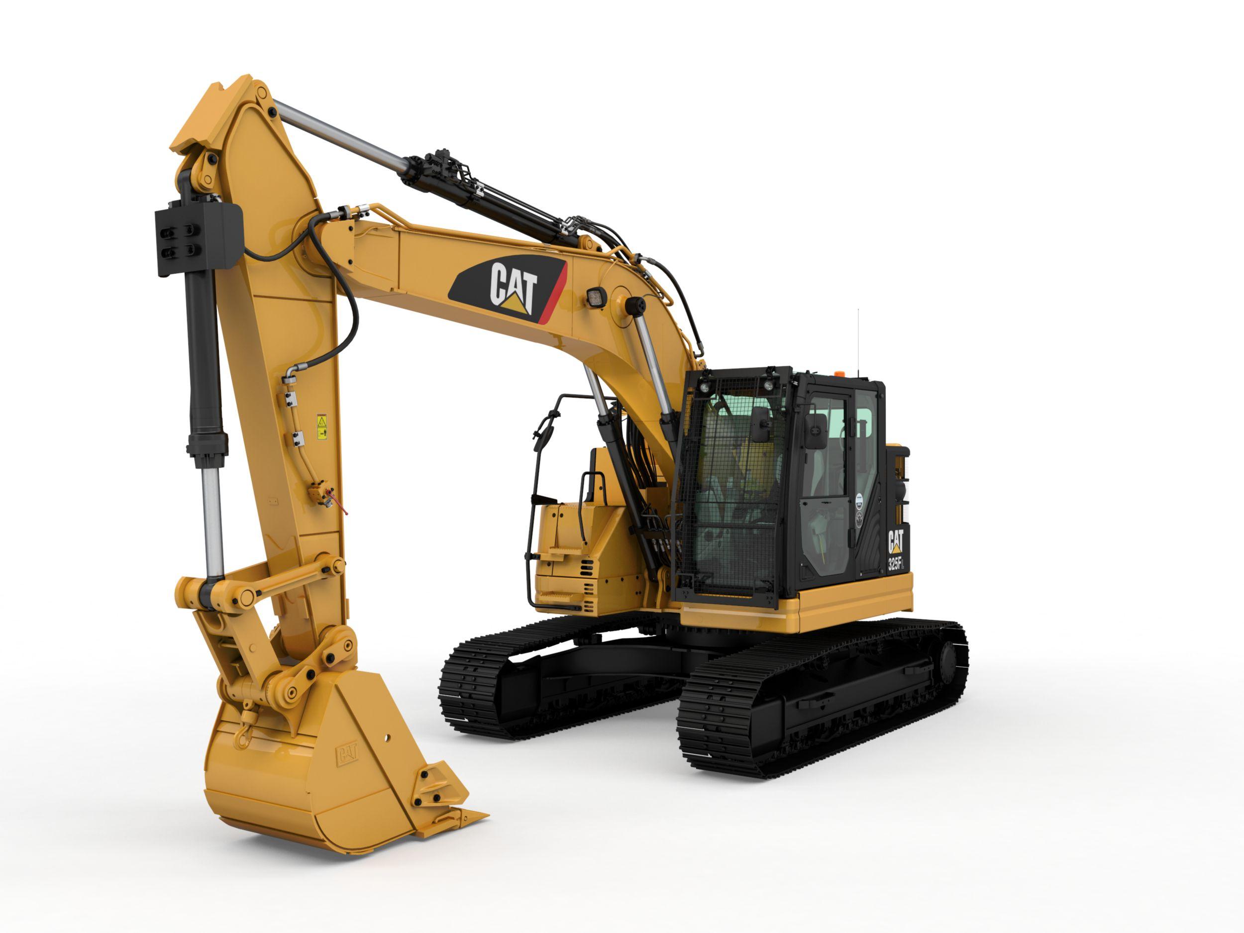 325F L Hydraulic Excavator