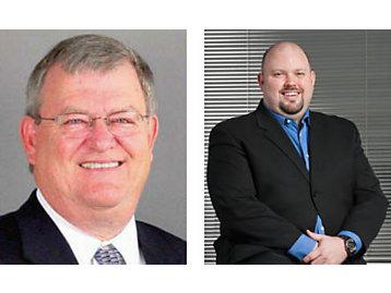 Tom Divine, PE, Smith Seckman Reid Inc., and Douglas Lacy, PE, LEED AP, WSP + cc
