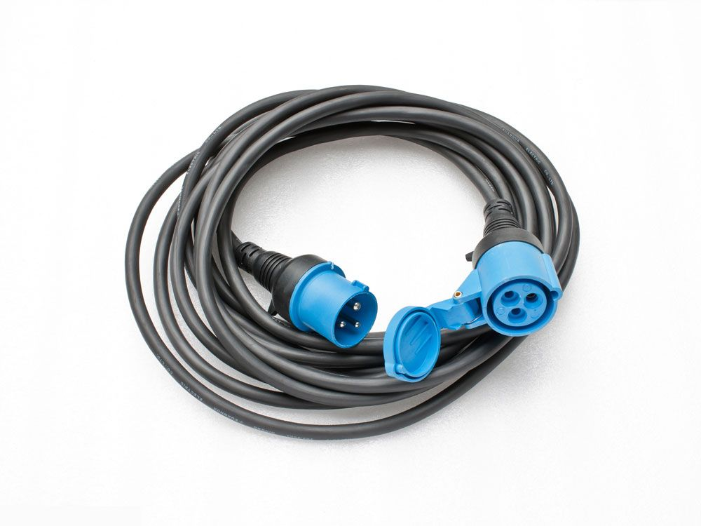 Durable and tough resistant power cable