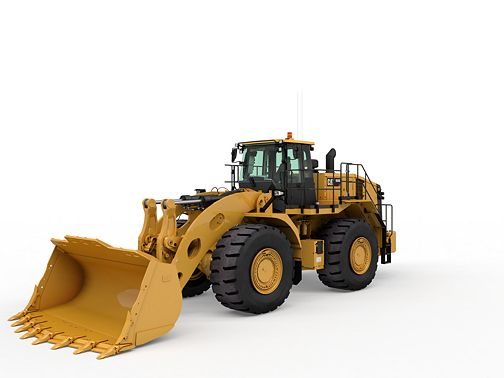 986K - Large Wheel Loaders