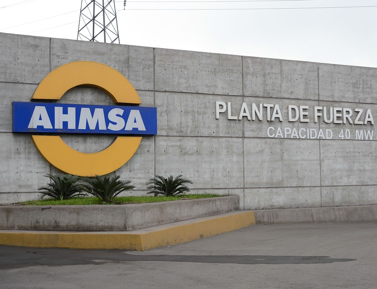 Altos Hornos de Mexico (AHMSA) is Mexico's largest integrated steelmaking company. It produces 5 million metric tons of liquid steel annually.