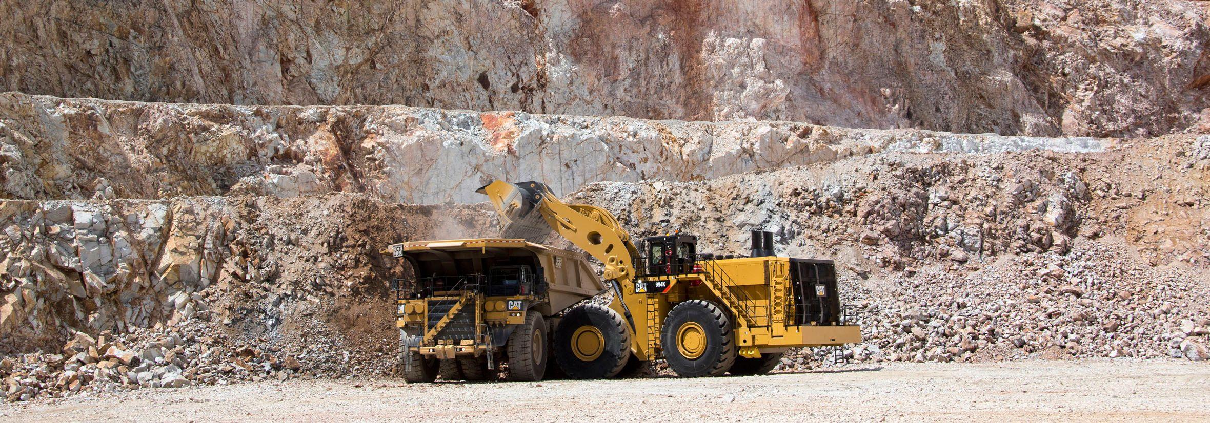 Mining Rings Rental