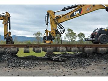 Rail Equipment Cuts Maintenance Time