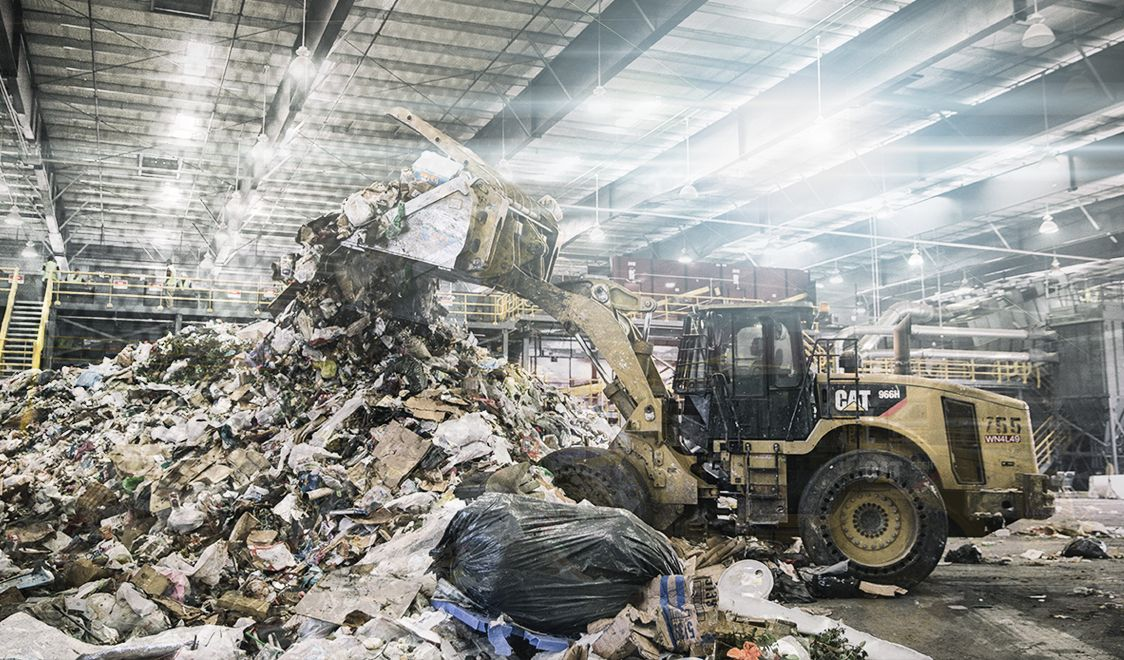 Waste Transfer Station/Material Recovery Facility