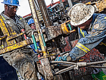 Cat Overhaul Solutions for Offshore Drilling