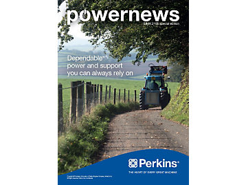 Powernews EIMA Special Edition - Front cover