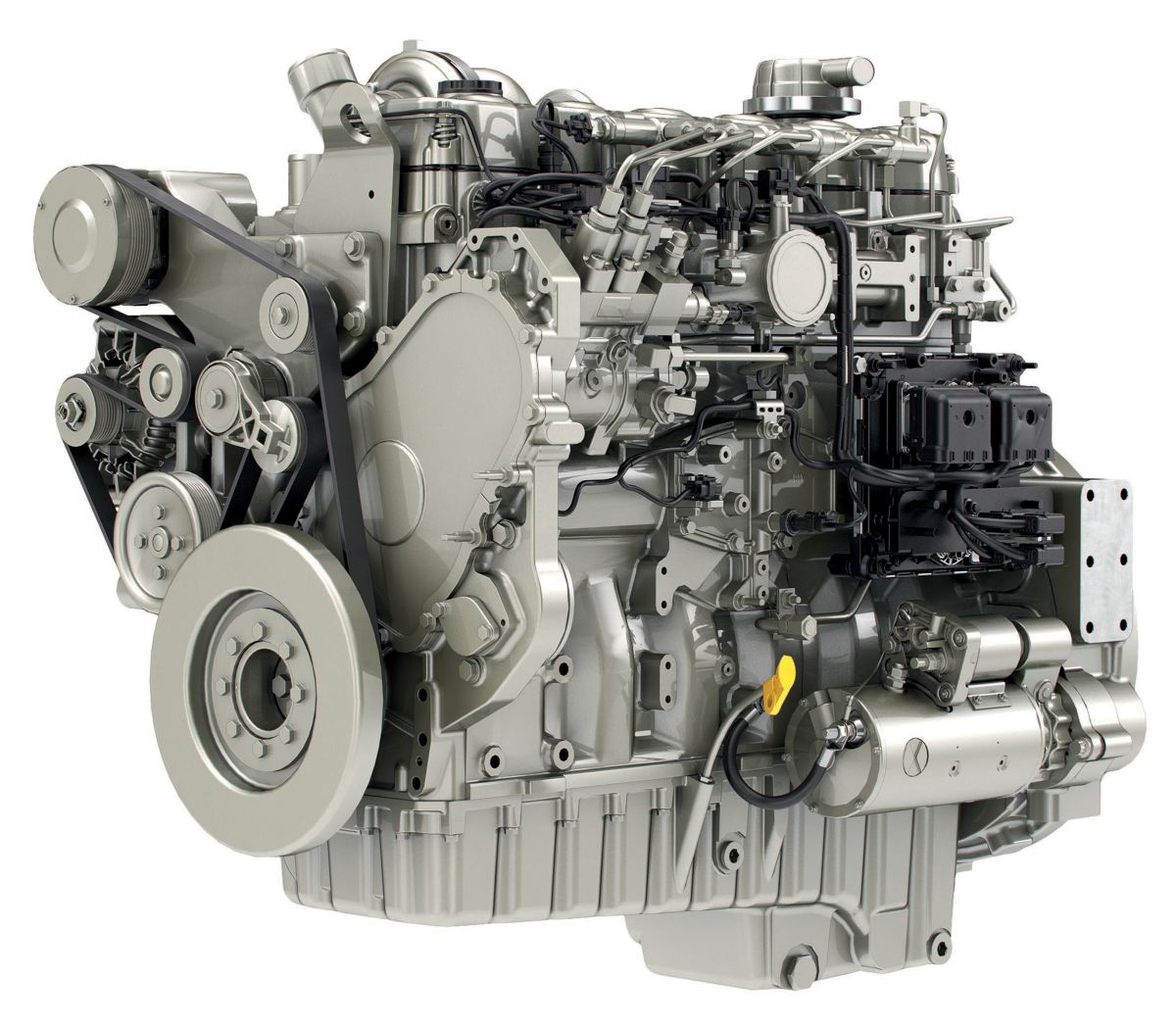 World of opportunity for agricultural equipment manufacturers with Perkins new 9-18 litre engine range