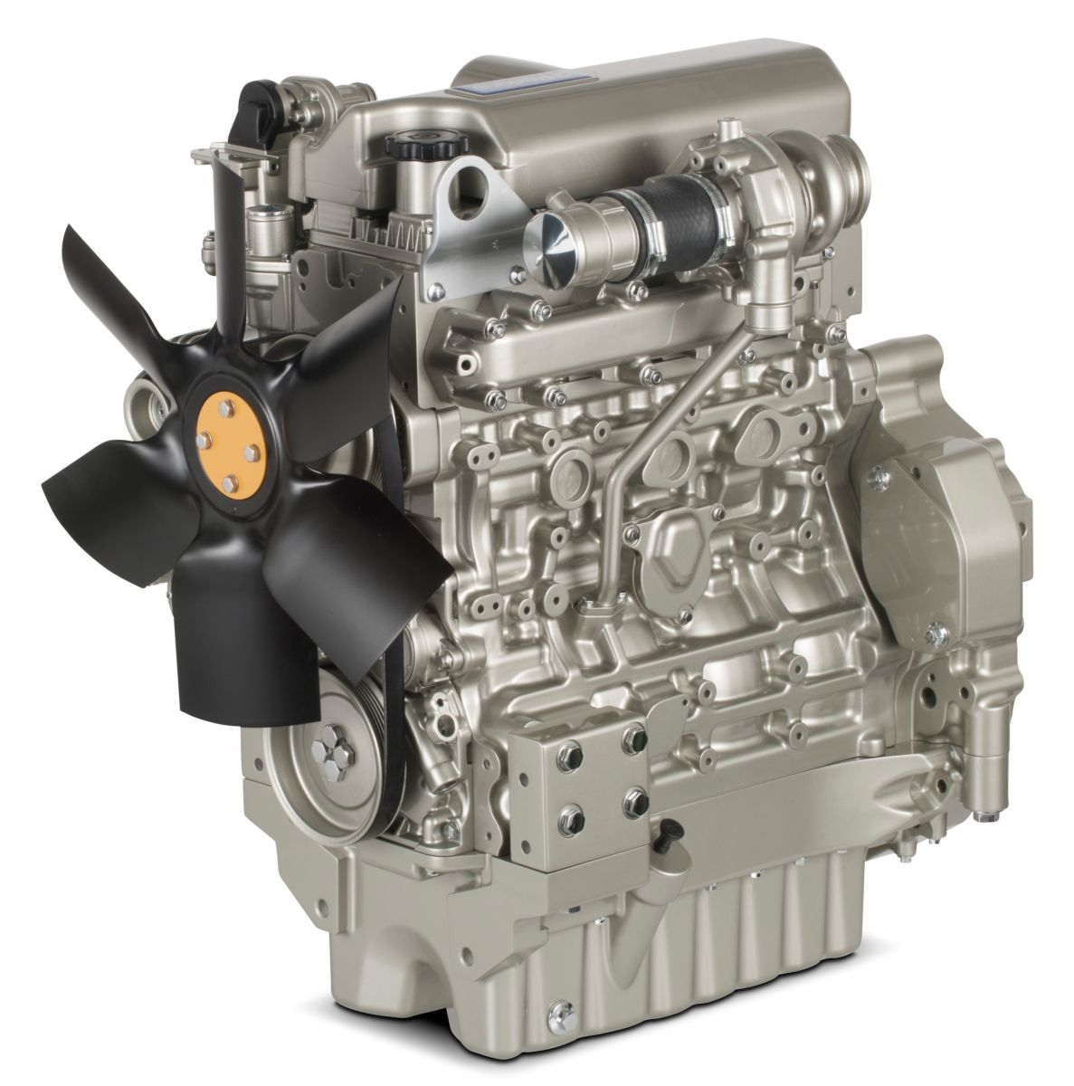 New Perkins® Syncro 3.6 litre agricultural tractor engine unveiled at EIMA