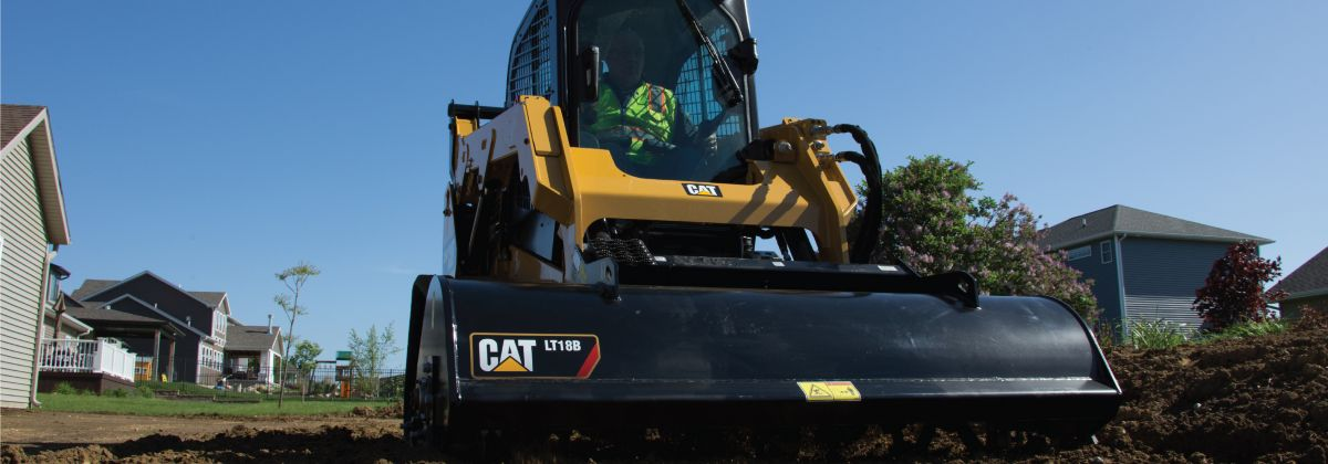 Attachments Improve Landscape Efficiency