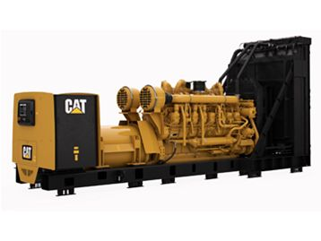 3516E (50 Hz) Low Voltage - Diesel Generator Sets