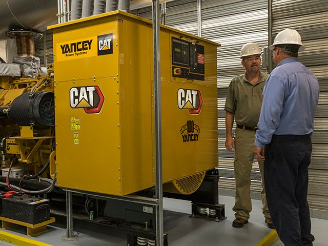 Cat® Reman for Electric Power