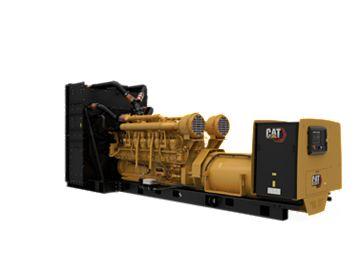 3516E (50 Hz) Tegangan Tin... - Diesel Generator Sets
