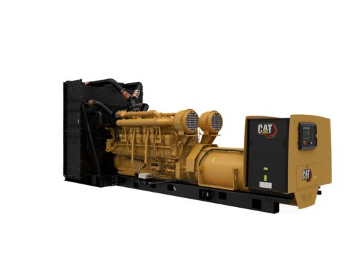 3516E (50 Hz) High Voltage - Diesel Generator Sets