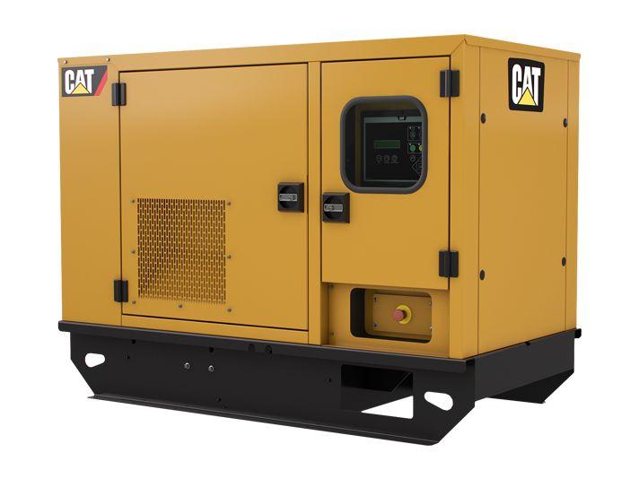Fotografía del 6.8-22 kVA SA Enclosure