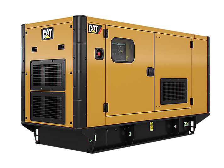 Cat c4 4 generator set 36kw 100kw generator for Generator sizing for motors
