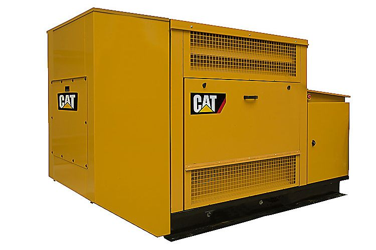 Cat Gas Generators Natural Gas Generators Caterpillar