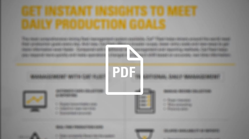 Get Instant Insights To Meet Daily Production Goals