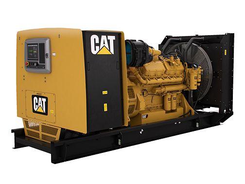 3412C (50 Hz) - Diesel Generator Sets