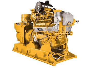 CG132-8 - Gas Generator Sets