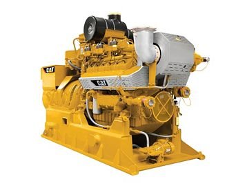 CG132-12 - Gas Generator Sets