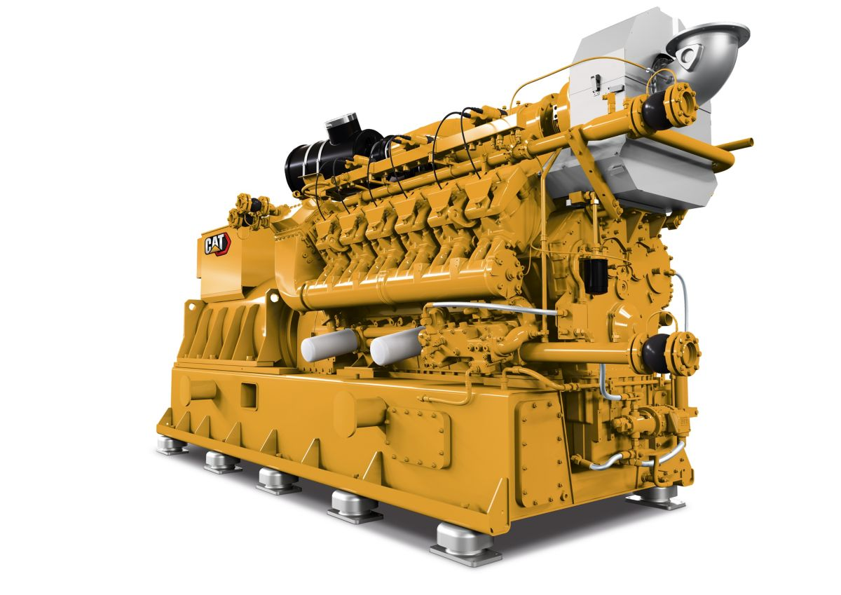 CG170-12 Gas Generator Set