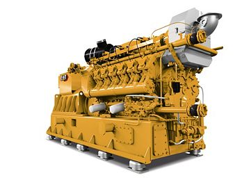 CG170-12 - Gas Generator Sets