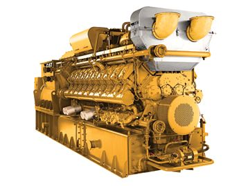 CG170-20 - Gas Generator Sets