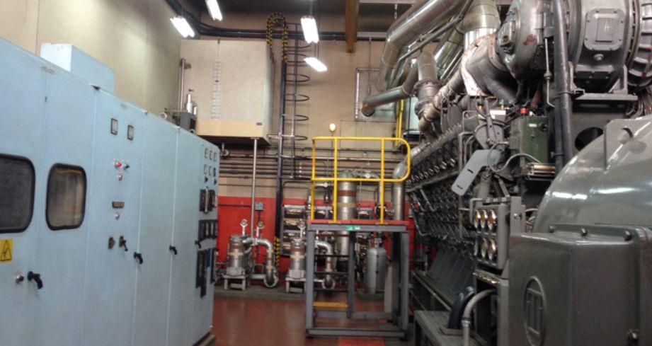 diesel generator image