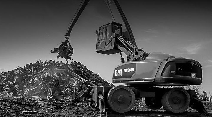 Demolition and Scrap Recycling Solutions - Tools