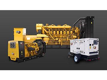 Cat® Generator Sets