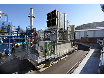 Paper Industry: Installation in Spain